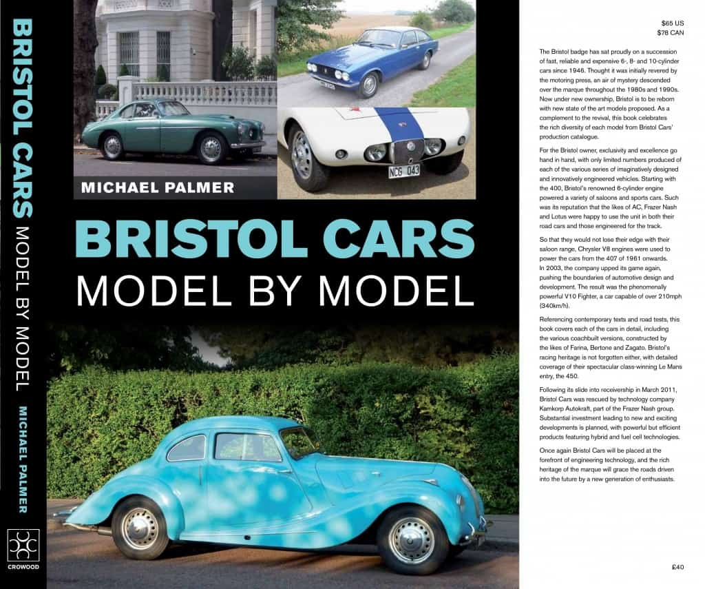 Bristol Cars 1-front cover